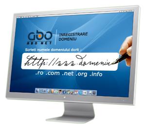Inregistrare domeniu .COM